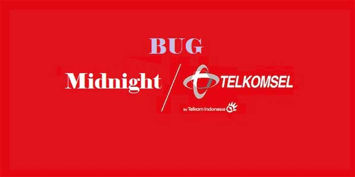 Cara Setting Anonytun Kuota Midnight Telkomsel