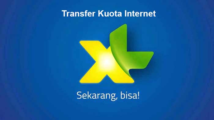 Cara Transfer Kuota Internet XL