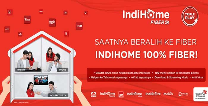 Paket Indihome Unlimited