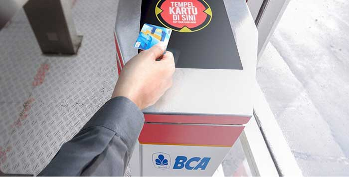 cara top up flazz bca terbaru