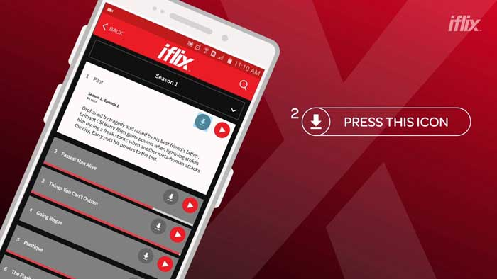 Cara Download Film di iFlix Lewat HP dan Laptop