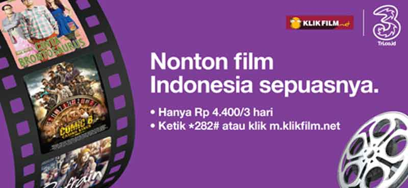 Apa Itu Kuota Movie Tri