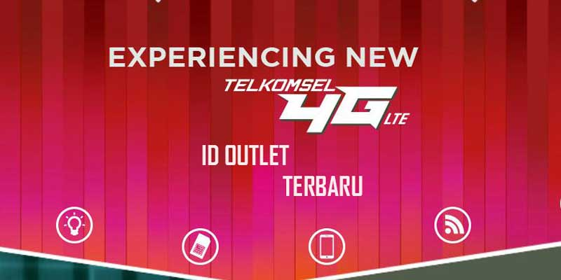 ID outlet telkomsel