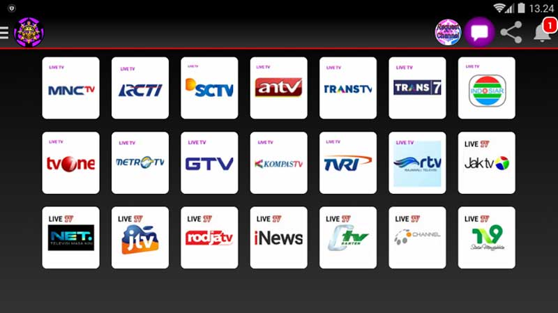 Download Aplikasi KPN TV