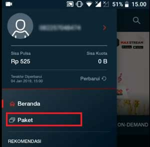 Kuota Gratis 1.5GB Telkomsel