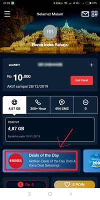 paket internet telkomsel Deals Of The Day