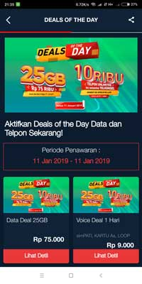 paket internet telkomsel murah Deals Of The Day