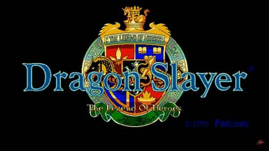 Dragon Slayer The Legend of Heroes