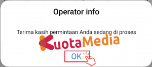 Paket Kuota MAXStream Via Code Dial 6