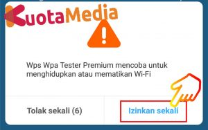 Cara Mengetahui Password Wifi 10