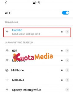 Cara Mengetahui Password Wifi 12