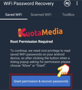 Cara Mengetahui Password Wifi 32