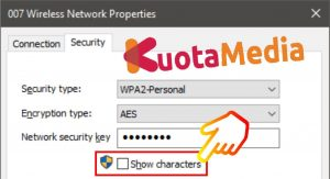 Cara Mengetahui Password Wifi 40