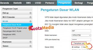 Cara Mengetahui Password Wifi 54