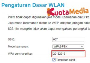 Cara Mengetahui Password Wifi 55