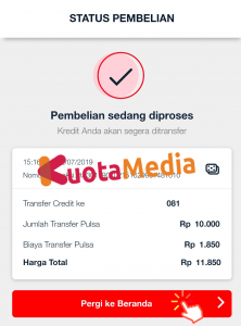3 Cara Transfer Pulsa Telkomsel Simpati As Loop 2019