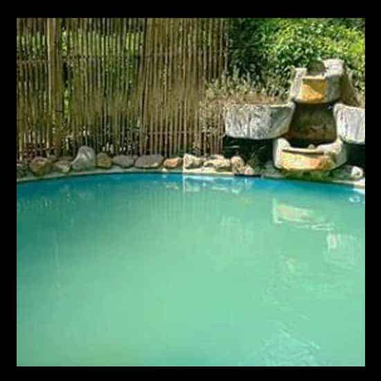 maribaya natural hotspring