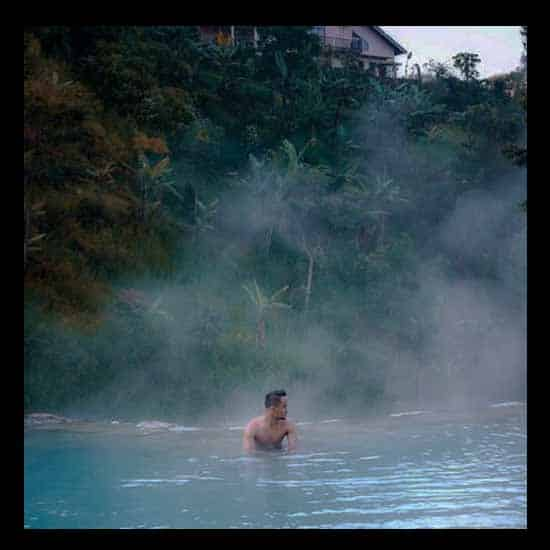 nagrak natural hotspring water