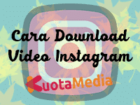 Cara Download Video Instagram