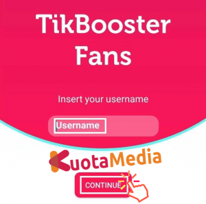 Aplikasi Tambah Follower Instagram TikBooster 2