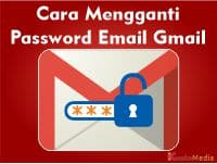 Cara Mengganti Password Email Gmail Di HP Via Browser Dan Apps