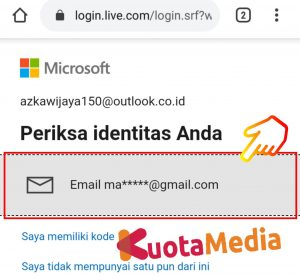Cara Mengganti Password Email Outlook Di HP Via Browser 11