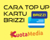 Cara Top Up Kartu BRIZZI
