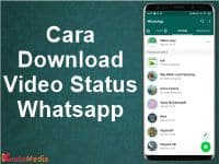 Cara Ambil Download Video Status Di Whatsapp