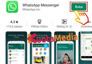 Cara Share Membagikan Video Youtube ke Status WhatsApp 4 1