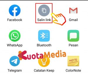Cara Share Membagikan Video Youtube ke Status WhatsApp 5
