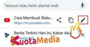 Cara Share Membagikan Video Youtube ke Status WhatsApp 9