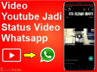 Cara Share Membagikan Video Youtube ke Status WhatsApp