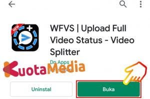 Cara Upload Video Panjang Di Status Whatsapp 1