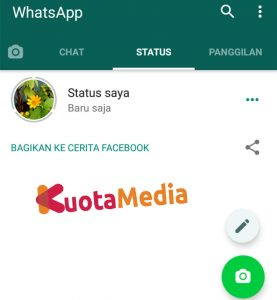 Cara Upload Video Panjang Di Status Whatsapp 11