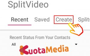 Cara Upload Video Panjang Di Status Whatsapp 14