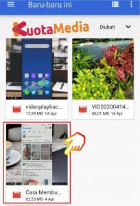 Cara Upload Video Panjang Di Status Whatsapp 16