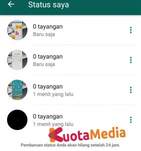 Cara Upload Video Panjang Di Status Whatsapp 23