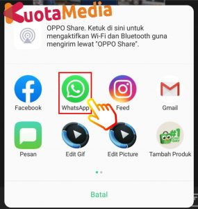 Cara Upload Video Panjang Di Status Whatsapp 34