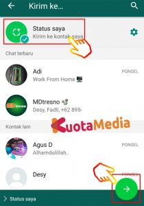 Cara Upload Video Panjang Di Status Whatsapp 35