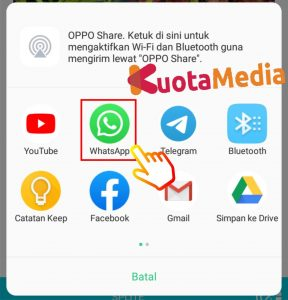 Cara Upload Video Panjang Di Status Whatsapp 7
