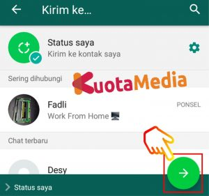 Cara Upload Video Panjang Di Status Whatsapp 9