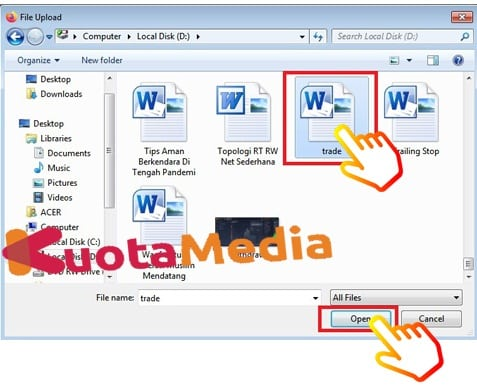 Cara Simpan File Ke Google Drive Lewat Browser Chrome 003