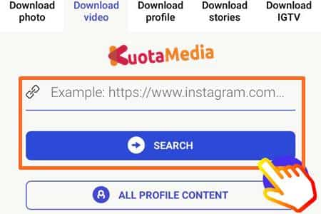 Cara Download Postingan Instagram 20