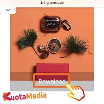 Cara Download Postingan Instagram 21