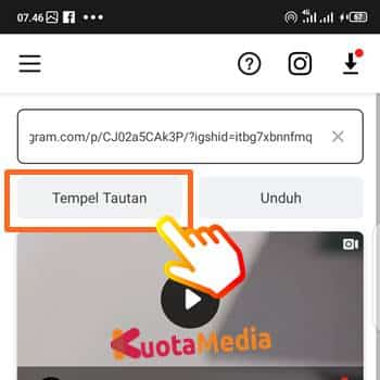 Cara Download Postingan Instagram 3