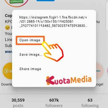 Cara Download Foto Profil Instagram 4