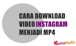 Cara Download Video Instagram Menjadi MP4 8