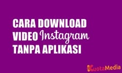 Cara Download Video Instagram Tanpa Aplikasi 1